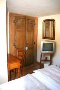 Auberge de cassiel chambre d'htes Jardin du villard